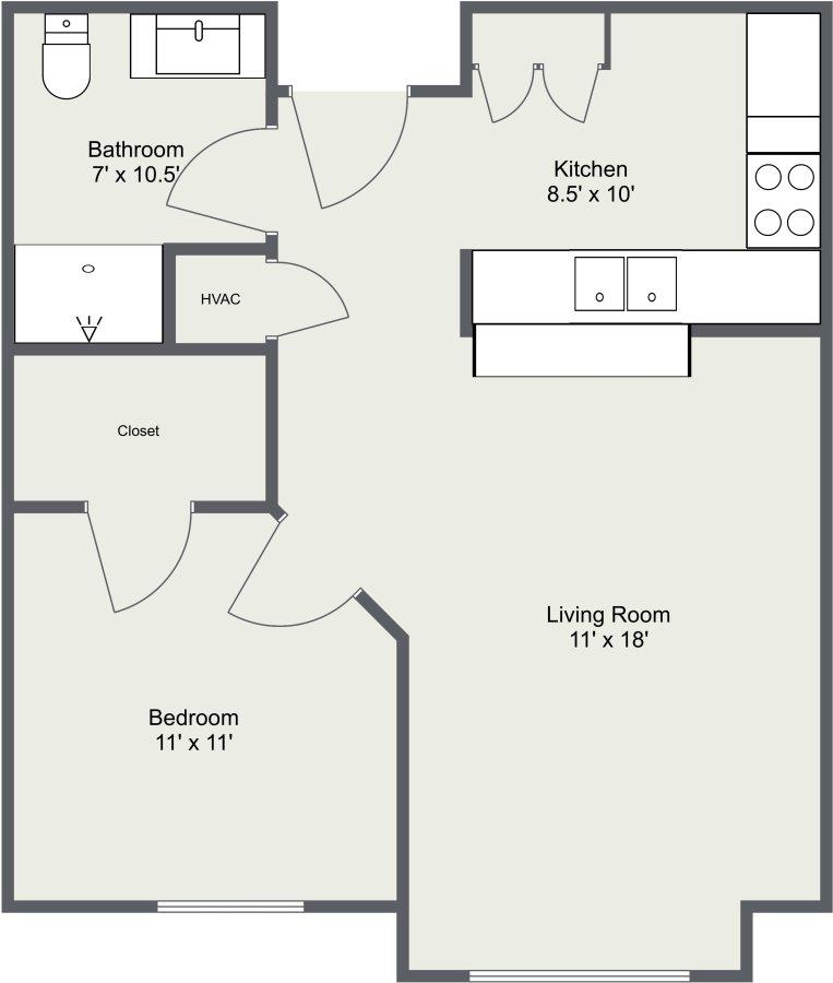Income Based Apartments Wichita Ks: Sheridan Village